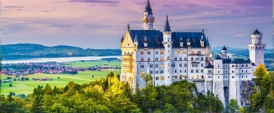 Приказните замъци на Бавария