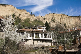 Зелено училище в Мелник