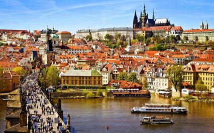 Прага и Столиците на Дунава