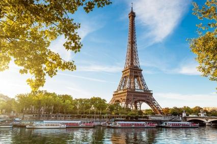 Завладяващият Париж - Романтика без край