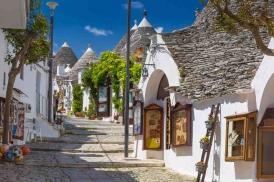 Южна Италия: Бари, Помпей, Неапол и Алберобело