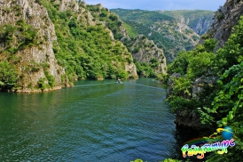 Магнетичното езеро Матка и Скопие за ден