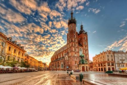 Полша - В сърцето на Европа