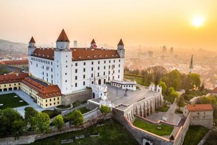 Прага и Братислава