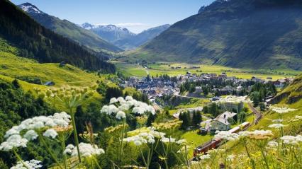 Швейцарска приказка