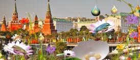 Великден в Москва