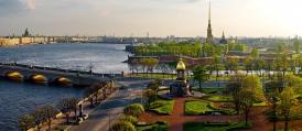 Великден Москва и Санкт Петербург