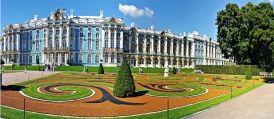Блестящият Санкт Петербург